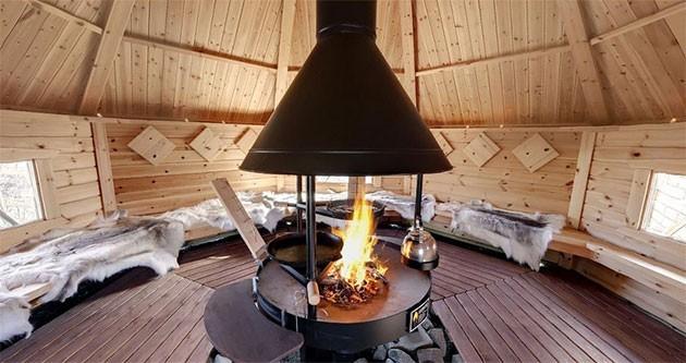 grill kota die finnische grillh tte f r ihren garten. Black Bedroom Furniture Sets. Home Design Ideas